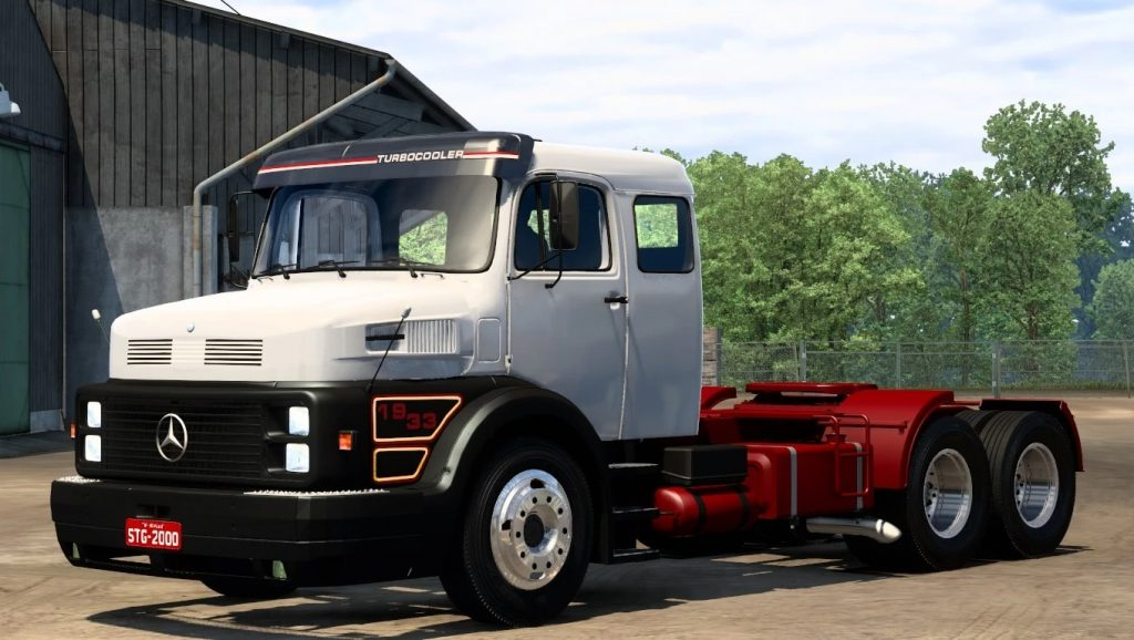 Mods for ETS 2